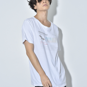 【NEW】FOR FREEDOM TEE(WHITE)