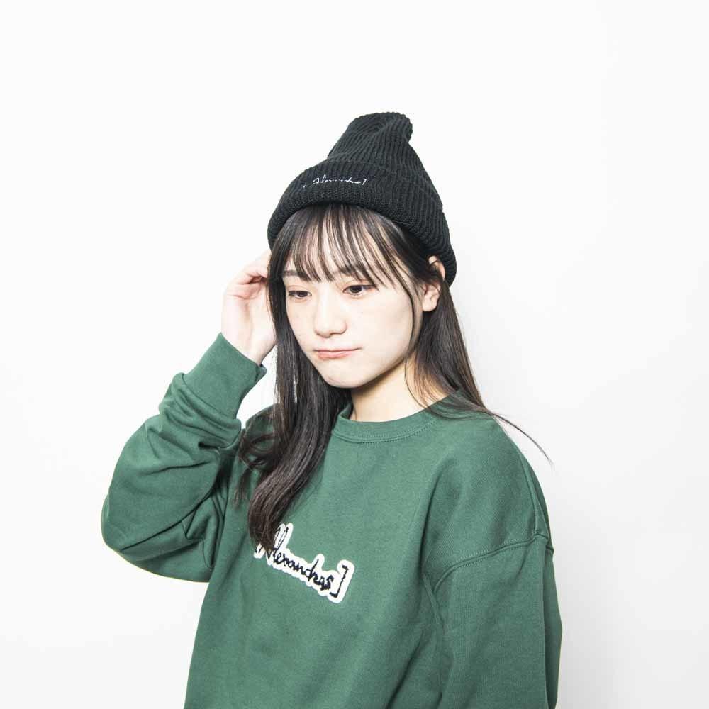 Knit Cap(Black)