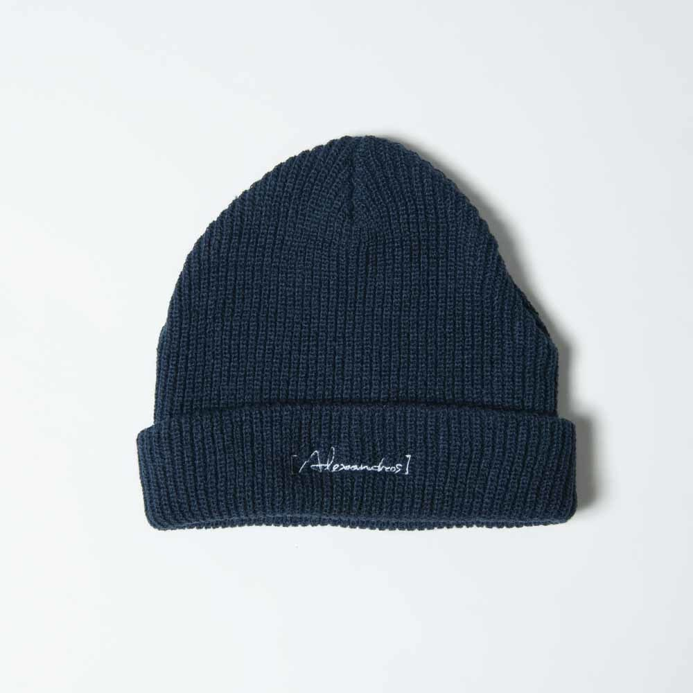 Knit Cap(Indigo)