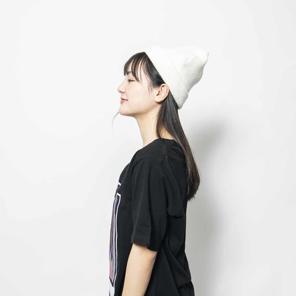 Knit Cap(Off White)