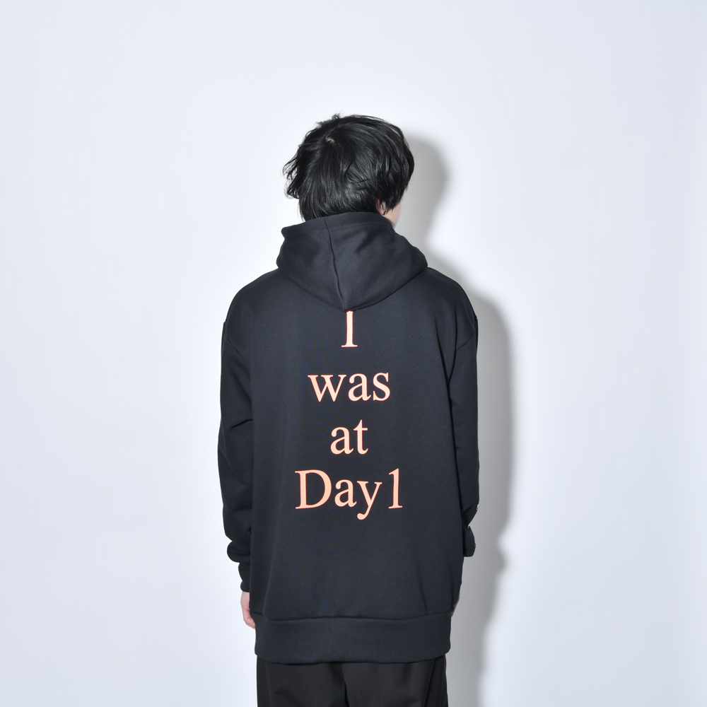 【NEW】Where's My Yoyogi? Limited Hoodie (DAY1_BLACK)