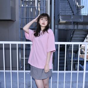 【NEW】Stetch Logo Tee (Pink)