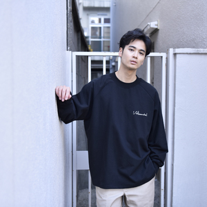 Mockneck Sweatshirt (Black)