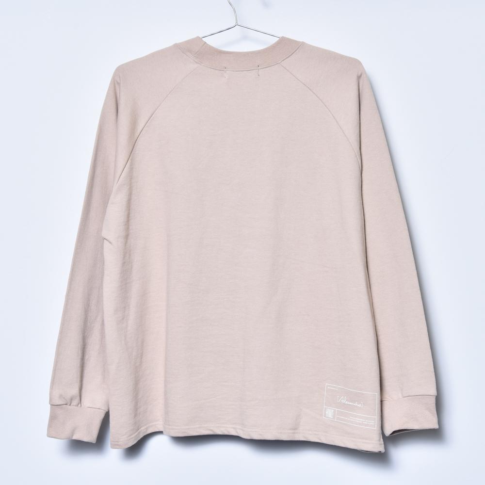 【NEW】Mockneck Sweatshirt (Brown)