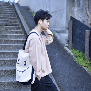 One-shoulder Bag (Navy)