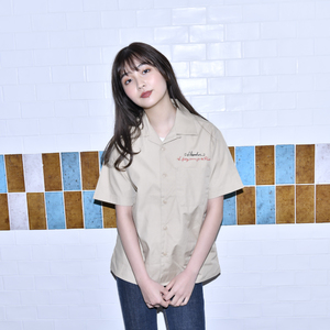 Work Shirt (Beige)
