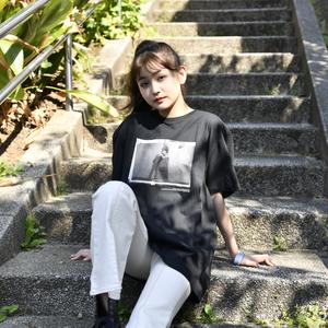 【NEW】Photo Tee(Black)