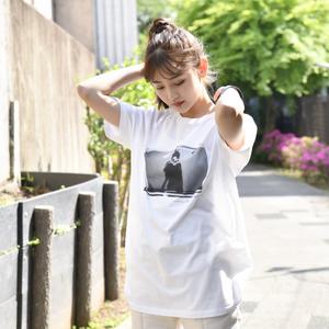 【NEW】Photo Tee(White)