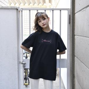 【NEW】SAKURA LOGO Tee(Black)