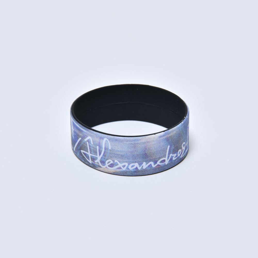 【NEW】Effect Rubber Wristband