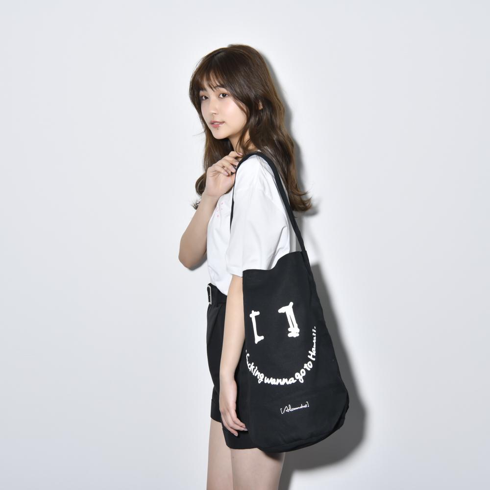 【NEW】One-shoulder Bag (Black)
