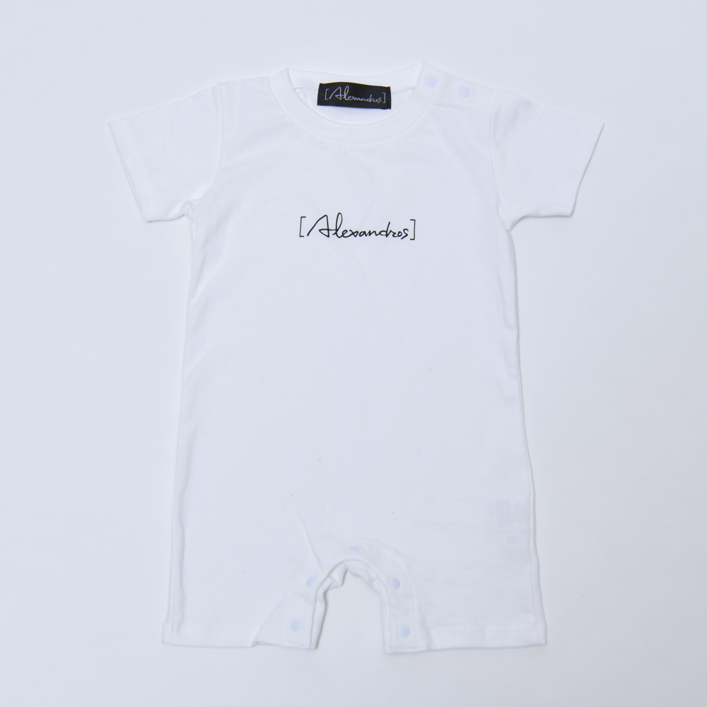 【NEW】Baby Rompers(White)
