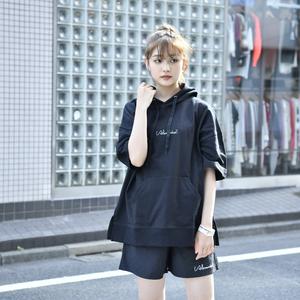 【NEW】Short-Sleeve Hoodie