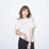 【NEW】Sketch Logo Tee(Light Pink)