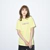【NEW】Sketch Logo Tee(Light Yellow)