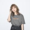 【NEW】Sketch Logo Tee(Charcoal)