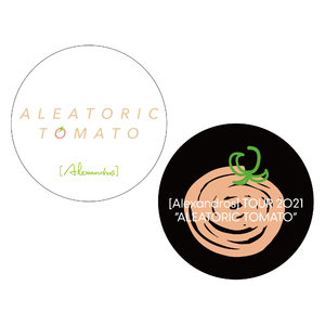 【NEW】 ALEATORIC TOMATO Badge Set